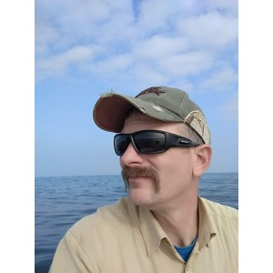 Солнцезащитные очки Anti-Gravity ЧЁРНЫЕ, Поляризация, Рыбалка