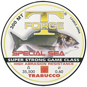 Леска Трабуко 0,6мм морская ,стволовая для оснасток